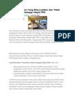 Artikel - Jasa Perhotelan Yang Dikecualikan dan Tidak Dikecualikan Sebagai Objek PPN.docx
