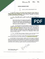 2005 Special Warranty Deed