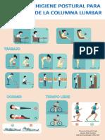 poster educacion higiene  postural.pptx