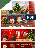 Diseños de Tazas de Navidad 2016