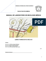 MICOLOGIA MEDICA MANUAL Ultima versión
