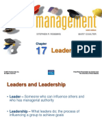 OMI 17 Leadership
