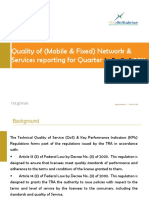 Mobile Fixed Network Quality of Service Report 2011 PDF