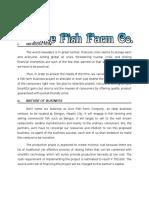 78208795 Fish Farming Business Proposal