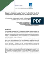 La Invención Del Ciudadano y Las Fronteras Entre Estado(s) y Nación(Es) - Urquiza