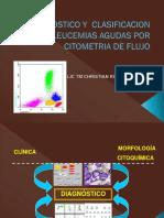 178858745 Citometria de Flujo en El Diagnostico y Clasificacion de Leucemias Agudas