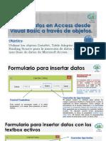 Tutorial-Insertar Datos a Través de Objetos