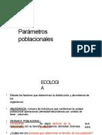 Ecologia2ParametrosPoblacionales.pptx
