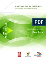 Sara Lucía (PDF Completo)