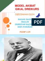 Model Akibat- Dreikurs