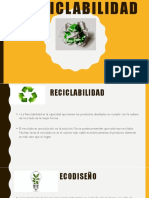 RECICLABILIDAD 2.0
