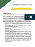 Cen-Tech Multimeter Manual