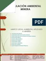 Regulacion Ambiental Minera