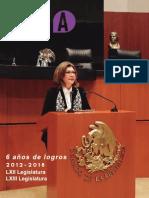 Informe Legislativo 2012-2018 Seis Años de Logros