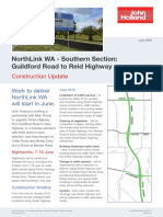 NorthLink WA Southern Section Construction Update