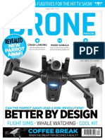 Drone - August 2018 UK