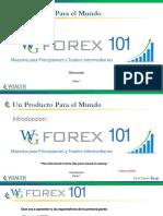 Forex 101 Spanish