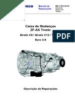 MR 04 2012-04-30 Stralis C9-C13 - Trakker Caixa de Mudancas ZF-ASTronic E3-5