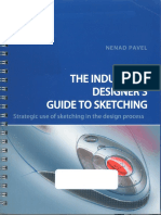 The Industrial Designer's Guide to Sketching by Nenad Pavel ISBN 82-519-2024-8