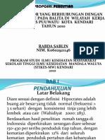Proposal Rabda Power Poin