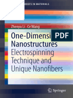 1li z Wang c One Dimensional Nanostructures Electrospinning t(1)