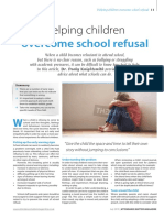 Helping Children Overcome School Refusal