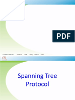 Spanning Tree Protocol Documentation