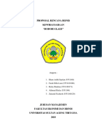 Proposal Rencana Bisnis
