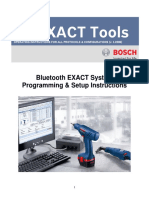 Bosch Bluetooth Instructions1