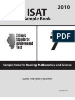 ISAT Sample Book Gr72010