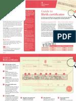 Birth Cert PDF