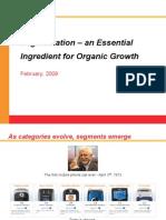 Segmentation an Essential Ingredient for O-Growth Ssd 020509