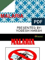 Malaria by Yh