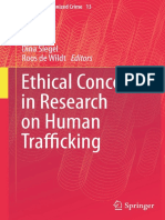 [Dina Siegel and Roos de Wildt] Ethical concerns in research on human trafficking - Copy.pdf