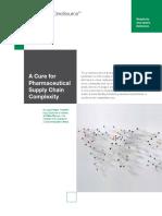 Kompleksnost lanca snabdev. 4 i strategije za unapredjenje - A-Cure-For-Pharmaceutical-Supply-Chain-Complexity-Patheon-OneSource-WhitePaper