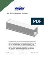 Air Slide Conveyor Systems