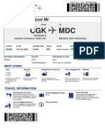 BoardingPass pulang