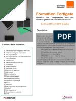 Fortigate Training