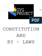 GYG PROJECT CONST.