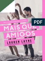 Mais Que Amigos - Lauren Layne