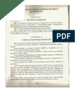 Statutul SSIR
