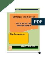 Contoh Modul Kmb II Gcs-1-2