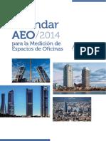 AEO-manual Estandar Normalizacion de Superficies de Oficinas -Esp