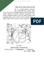 CAV DPA Pump Rebuild Manual