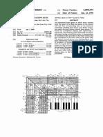 Patent Joc de Taula Musical Pedagògic US4895374