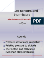Lecture Pressure Sensor Therm is Tors