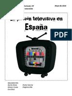 La Ficción Televisiva en España