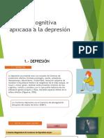 Diapos de La Terapia Cognitiva Aplicada a La Depresión