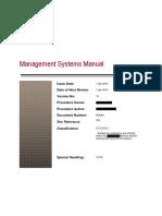 copy Management Systems Manual V10 (9001+14001+27001+OHSAS18001)