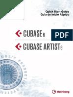 CUBASE Quick Start Guide